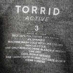 torrid Tops - Torrid | Drape Back Hoodie